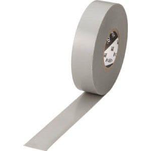 TRUSCO 脱鉛タイプ ビニールテープ 19X20m グレー 1巻