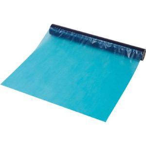 TRUSCO 表面保護テープ ブルー 幅1020mmX長さ100m