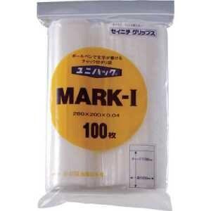 セイニチ 「ユニパック」 MARK-E 140×100×0.04 200枚入