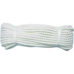 ユタカ ロープ 綿作業用ロープ 9mm×20m