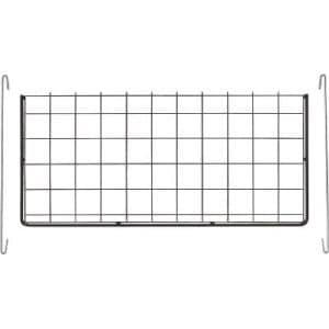 TRUSCO メッシュ棚板(ステー付)555X260 黒