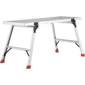 TRUSCO アルミ製簡易作業台 1500X560XH750