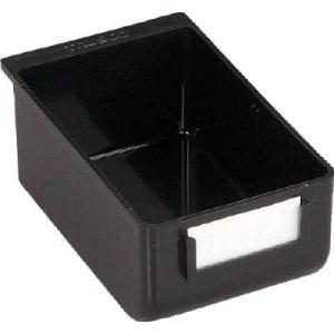 TRUSCO ビンラック用ライトビン 100X1H67XH67 ブラック