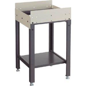TRUSCO ボールコンベヤ用テーブル 605X605XH670