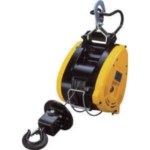 リョービ 電動小型ウインチ 130kg