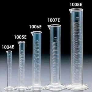 サンプラ ケミカルメスシリンダー 1L