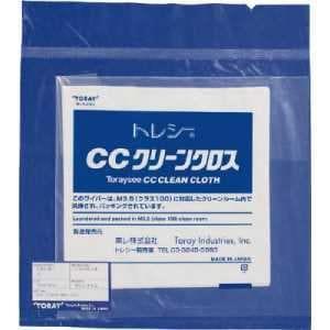 トレシー CCクリーンクロス 24.0×24.0cm (10枚/袋)