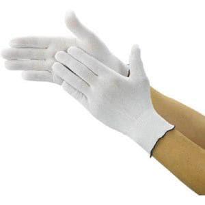 TRUSCO クリーンルーム用インナー手袋 Lサイズ