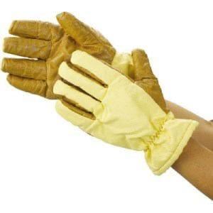 TRUSCO クリーンルーム用耐熱手袋 26CM フリーサイズ