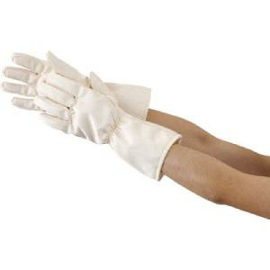 TRUSCO クリーンルーム用耐熱手袋35CM