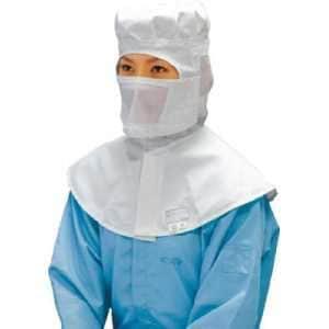 ブラストン ケミカルリサイクルマスク-白-F