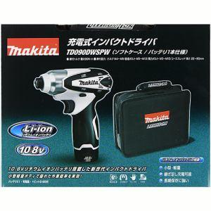 マキタ TD090DWSPW 充電式 インパクトドライバー 直流10.8V