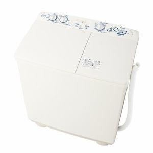 AQUA AQW-N551(W) 二槽式洗濯機(洗濯・脱水容量5.5kg) ホワイト