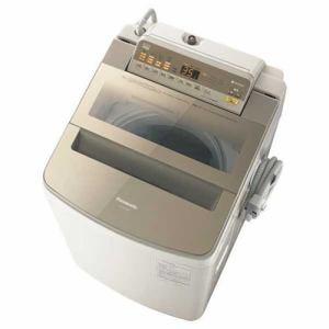 パナソニック NA-FA100H5-T 全自動洗濯機 (洗濯10.0kg) ブラウン