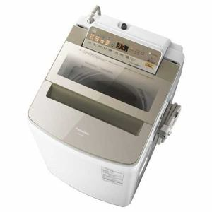 パナソニック NA-FA100H5-N 全自動洗濯機 (洗濯10.0kg) シャンパン