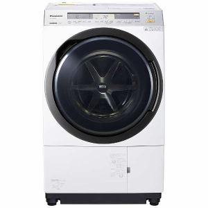 パナソニック NA-VX8800R-W ドラム式洗濯乾燥機 「VXシリーズ」 (洗濯11.0kg/乾燥6.0kg・右開き) クリスタルホワイト