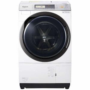 パナソニック NA-VX7800R-W ドラム式洗濯乾燥機 「VXシリーズ」 (洗濯10.0kg/乾燥6.0kg・右開き) クリスタルホワイト