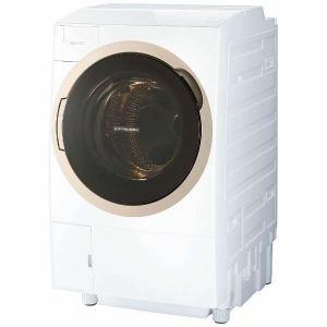 東芝 TW-117X6L-W ドラム式洗濯乾燥機 (洗濯11.0kg/乾燥7.0kg・左開き) 「ZABOON(ザブーン)」グランホワイト