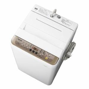 パナソニック NA-F70PB11-T 全自動洗濯機 (洗濯7.0kg) ブラウン