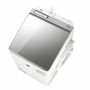 シャープ ES-PU11B-S 洗濯乾燥機(洗濯11.0kg/乾燥6.0kg) シルバー系