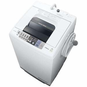 日立 NW-70B-W 全自動洗濯機 (洗濯7.0kg)「白い約束」 ピュアホワイト