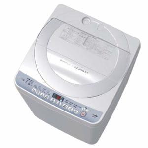 シャープ ES-T710-W ヤマダ電機オリジナルモデル 全自動洗濯機(7.0㎏) ホワイト系
