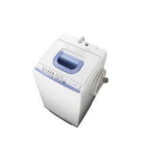 日立 NW-T74-A ヤマダ電機オリジナルモデル 全自動洗濯機 「白い約束」(洗濯7.0kg) ブルー