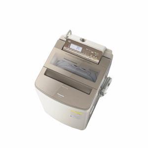 パナソニック NA-FW100S6-T 洗濯乾燥機 (洗濯10.0kg/乾燥5.0kg) ブラウン