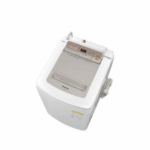 パナソニック NA-FD80H6-N 洗濯乾燥機 (洗濯8.0kg/乾燥4.5kg) シャンパン