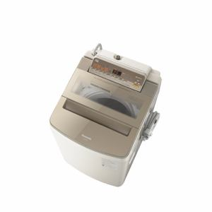 パナソニック NA-FA100H6-T 全自動洗濯機 (洗濯10.0kg) ブラウン