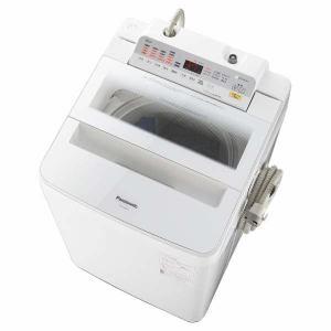 パナソニック NA-FA80H6-W 全自動洗濯機 (洗濯8.0kg) ホワイト