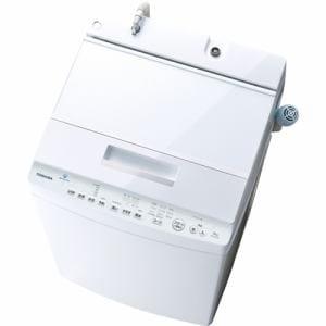 東芝 AW-8D7(W) 全自動洗濯機 (8.0kg) 「ZABOON(ザブーン)」 グランホワイト