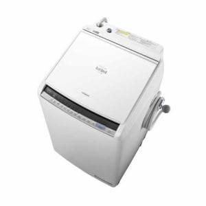 日立 BW-DV80C-W ビートウォッシュ 洗濯乾燥機 (洗濯8.0kg/乾燥4.5kg) ホワイト