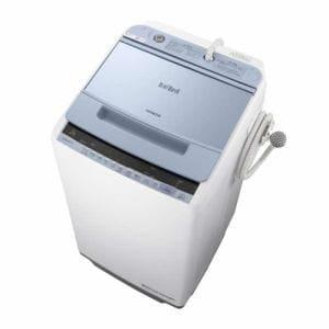 日立 BW-V70C-A ビートウォッシュ 全自動洗濯機 (洗濯7.0kg) ブルー
