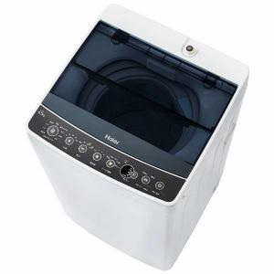 ハイアール JW-C55A-K 全自動洗濯機 (洗濯5.5kg)「Haier Joy Series」 ブラック