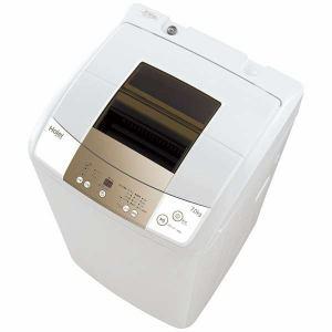 ハイアール JW-K70M-W 全自動洗濯機 (洗濯7.0kg)「Haier Live Series」 ホワイト
