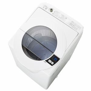 AQUA AQW-LV80G(W) 全自動洗濯機 (洗濯8.0kg) シャイニーホワイト