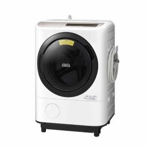 日立 BD-NV120CR ドラム式洗濯乾燥機 (洗濯12.0kg /乾燥6.0kg ・右開き) シャンパン