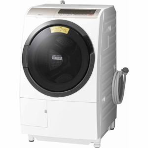 日立 BD-SV110CL ドラム式洗濯乾燥機 (洗濯11.0kg /乾燥6.0kg ・左開き) シャンパン