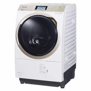 パナソニック NA-VX9900L-W ドラム式洗濯乾燥機 (洗濯11.0kg /乾燥6.0kg・左開き) VXシリーズ クリスタルホワイト