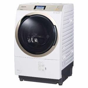 パナソニック NA-VX9900R-W ドラム式洗濯乾燥機 (洗濯11.0kg /乾燥6.0kg・右開き) VXシリーズ クリスタルホワイト