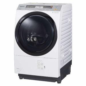 パナソニック NA-VX8900L-W ドラム式洗濯乾燥機 (洗濯11.0kg /乾燥6.0kg・左開き) VXシリーズ クリスタルホワイト