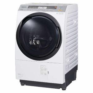 パナソニック NA-VX8900R-W ドラム式洗濯乾燥機 (洗濯11.0kg /乾燥6.0kg・右開き) VXシリーズ クリスタルホワイト