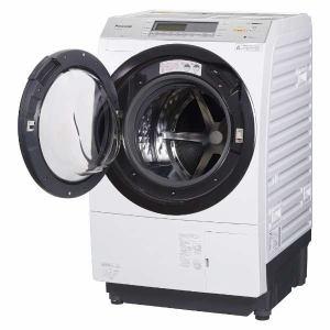 パナソニック NA-VX7900L-W ドラム式洗濯乾燥機 (洗濯10.0kg /乾燥6.0kg・左開き) VXシリーズ クリスタルホワイト