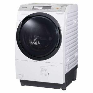 パナソニック NA-VX7900R-W ドラム式洗濯乾燥機 (洗濯10.0kg /乾燥6.0kg・右開き) VXシリーズ クリスタルホワイト