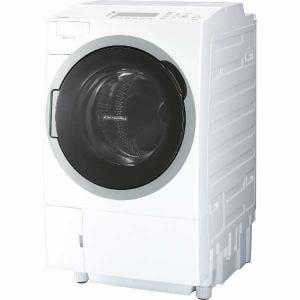 東芝 TW-127V7L-W ドラム式洗濯乾燥機 (洗濯12.0kg /乾燥7.0kg・左開き) グランホワイト
