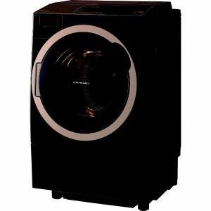 東芝 TW-127X7L(T) ドラム式洗濯乾燥機 「ZABOON」 (洗濯12.0kg /乾燥7.0kg・左開き) グレインブラウン