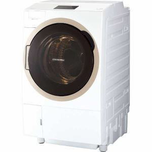 東芝 TW-127X7R(W) ドラム式洗濯乾燥機 「ZABOON」 (洗濯12.0kg /乾燥7.0kg・右開き) グランホワイト