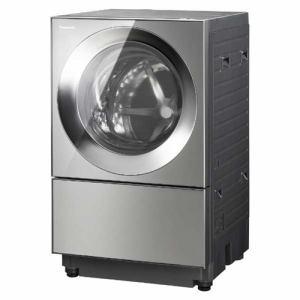 パナソニック NA-VG2300R-X ななめドラム式洗濯乾燥機 「Cuble(キューブル)」 (洗濯10.0kg /乾燥5.0kg・右開き) プレミアムステンレス