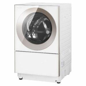 パナソニック NA-VG1300L-P ななめドラム式洗濯乾燥機 「Cuble(キューブル)」 (洗濯10.0kg /乾燥5.0kg・左開き) ピンクゴールド
